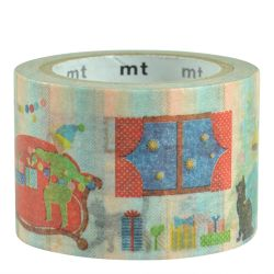 Masking tape / Noël rétro / Room of Christmas