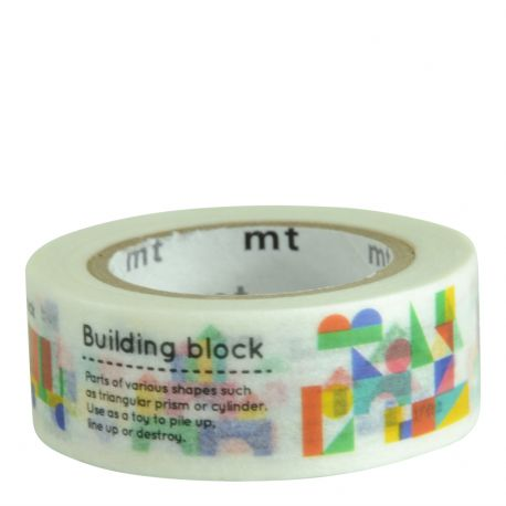 Masking tape KIDS Jeu de construction