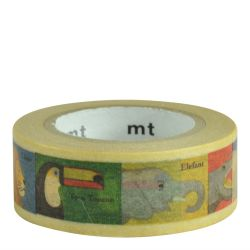 Masking tape kids - Animaux