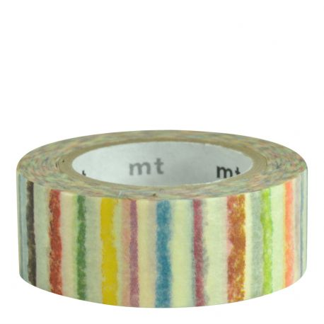 Masking tape KIDS - Traits de crayons (shima shima)