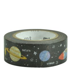 Masking tape KIDS Galaxie (planet)