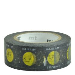 Masking tape KIDS Lune (moon)