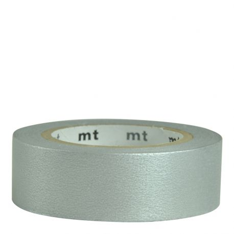 Masking tape / Silver (argent)