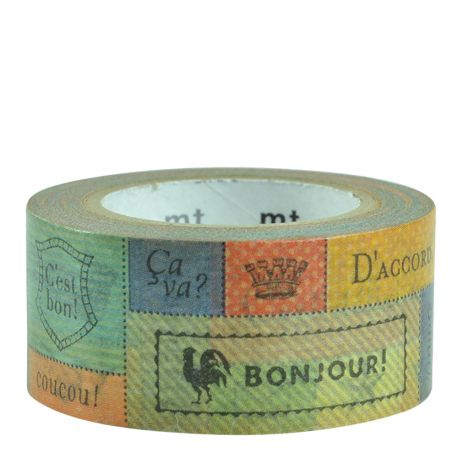 Masking tape - mt - Messages