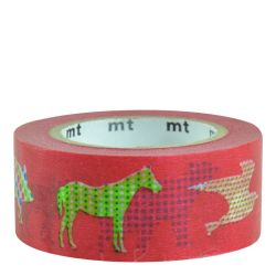 Masking tape - Animal dot