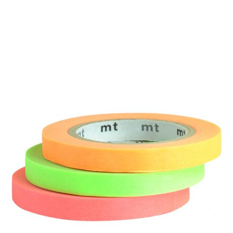Masking tape mt slim I - shocking color
