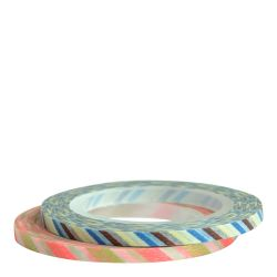 Masking tape / 2 slim 3mm / Deco B