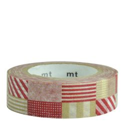 Masking tape / mix rouge (mix red)
