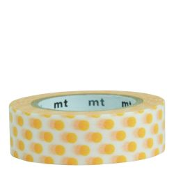 Masking tape / Point abricots (Dot apricot)