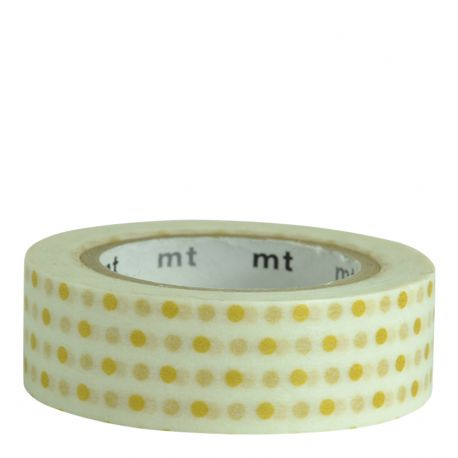 Masking tape / Petit point or (dot S gold)