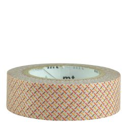 Masking Tape / tirets rouges