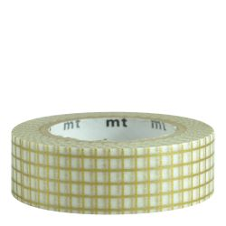 Masking Tape - Quadrillé or