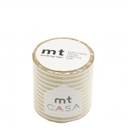 MT CASA LIGNES 5cm or - border gold