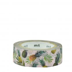 Masking Tape - ananas / pineapple