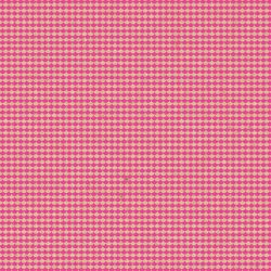 Papier cadeau Kraft vague rose - 2m