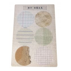 Sitckers - MT Seal - Papier cahier