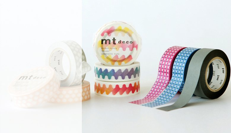 Nouvelle collection masking tape